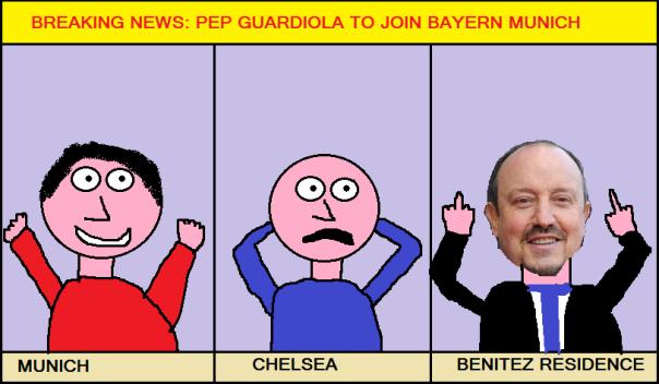 Guardiola decision