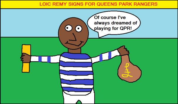 Loic Remy QPR