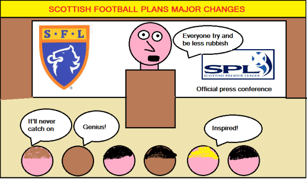 Scottish football reform
