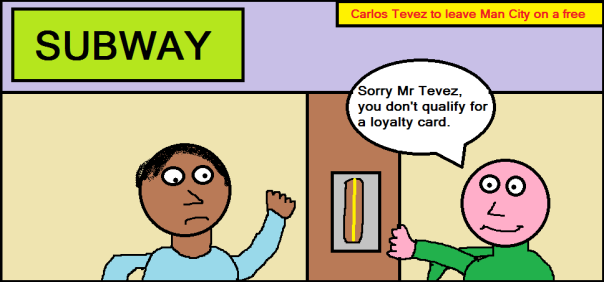 Tevez free