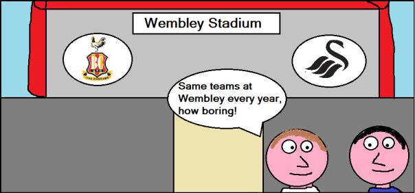 WembleyBradfordSwansea