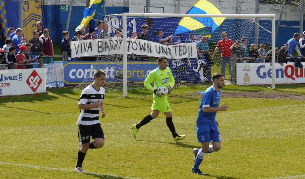 Barry Town F.C. #