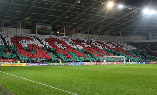 Soccer - International Friendly - Gary Speed Memorial Match - Wales v Costa Rica - Cardiff City Stadium