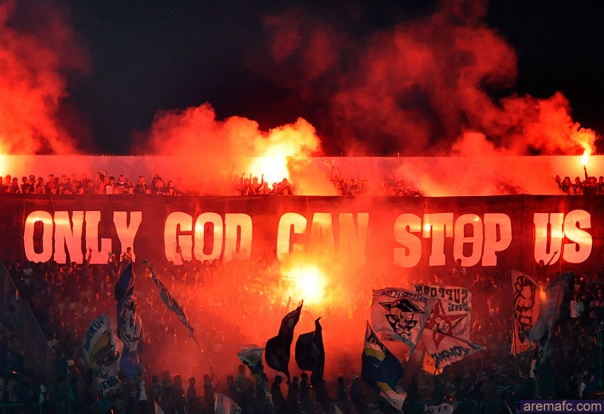 AREMANIA-ONLY-GOD-CAN-STOP-US